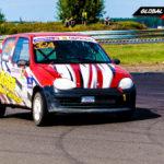 Michał Wrzosek Fiat Seicento | Globalrallycross.com