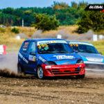 Łukasz Żakowski vs Marcel Kruszyński Fiat Seicento | Globalrallycross.com