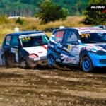 Michał Kos vs Piotr Piętak Fiat Seicento | Globalrallycross.com
