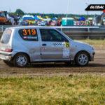 Marcel Kruszyński Fiat Seicento | Globalrallycross.com