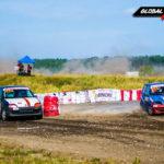 Łukasz Żakowski vs Piotr Piętak Fiat Seicento | Globalrallycross.com