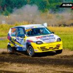 Łukasz Grzybowski Fiat Seicento | Globalrallycross.com