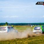 Karol Dombrowicki vs Robert Gajewski Fiat Seicento | Globalrallycross.com