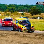 Mariusz Nowocień vs Paweł Hurko Fiat Seicento | Globalrallycross.com
