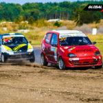 Paweł Hurko vs Maksym Guranowski Fiat Seicento | Globalrallycross.com