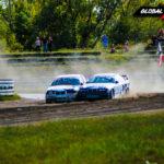Paweł Konecki vs Jerzy Bieńkowski BMW E36 | Globalrallycross.com