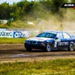 Wojciech Topolewski BMW 318i | Globalrallycross.com
