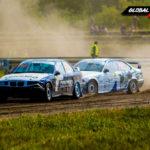 Topolewski vs Konecki BMW E36 | Globalrallycross.com