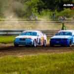Borowicz vs Lepianka BMW E36 | Globalrallycross.com