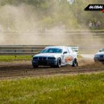 Mączkowski vs Wójcicki BMW E36 | Globalrallycross.com