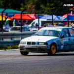 Przemysław Wójcicki BMW E36 | Globalrallycross.com