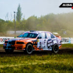 Michał Kuna BMW 320 | Globalrallycross.com