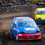 Żakowski vs Gąska Fiat Seicento | Globalrallycross.com