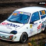 Bartosz Smolarek Fiat Seicento | Globalrallycross.com