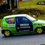 Karol Dombrowicki Fiat Seicento | Globalrallycross.com