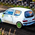 Robert Gajewski Fiat Seicento | Globalrallycross.com