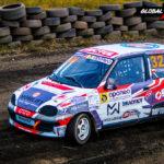 Piotr Ostrowski Fiat Seicento | Globalrallycross.com