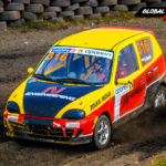 Mariusz Nowocień Fiat Seicento | Globalrallycross.com