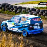 Michał Kos Fiat Seicento | Globalrallycross.com