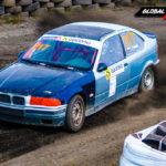 Leszek Pawlak BMW E36 | Globalrallycross.com
