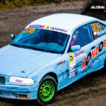 Kamil Wysocki BMW E36 | Globalrallycross.com