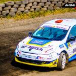 Łukasz Nagraba Renault Clio RX | Globalrallycross.com