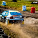Szymon Waśkowski BMW E36 323ti | Globalrallycross.com