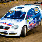 Radosław Raczkowski Volkswagen Polo | Globalrallycross.com