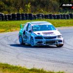 Marcin Gagacki Mitsubishi Lancer RX | Globalrallycross.com