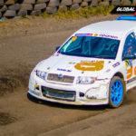 Andrzej Kleina Skoda Fabia MK1 | Globalrallycross.com