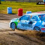 Marcin Gagacki Mitsubishi Lancer EVO RX | Globalrallycross.com