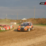 Birgit Kuttner Honda Civic | Globalrallycross.com