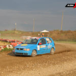 Richard Förster Volkswagen Polo 6N1 | Globalrallycross.com