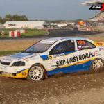 Łukasz Tyszkiewicz Opel Astra | Globalrallycross.com