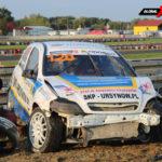 Łukasz Tyszkiewicz Opel Asta | Globalrallycross.com