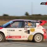 Csaba Spitzmuller Skoda Fabia NK2 4WD | Globalrallycross.com