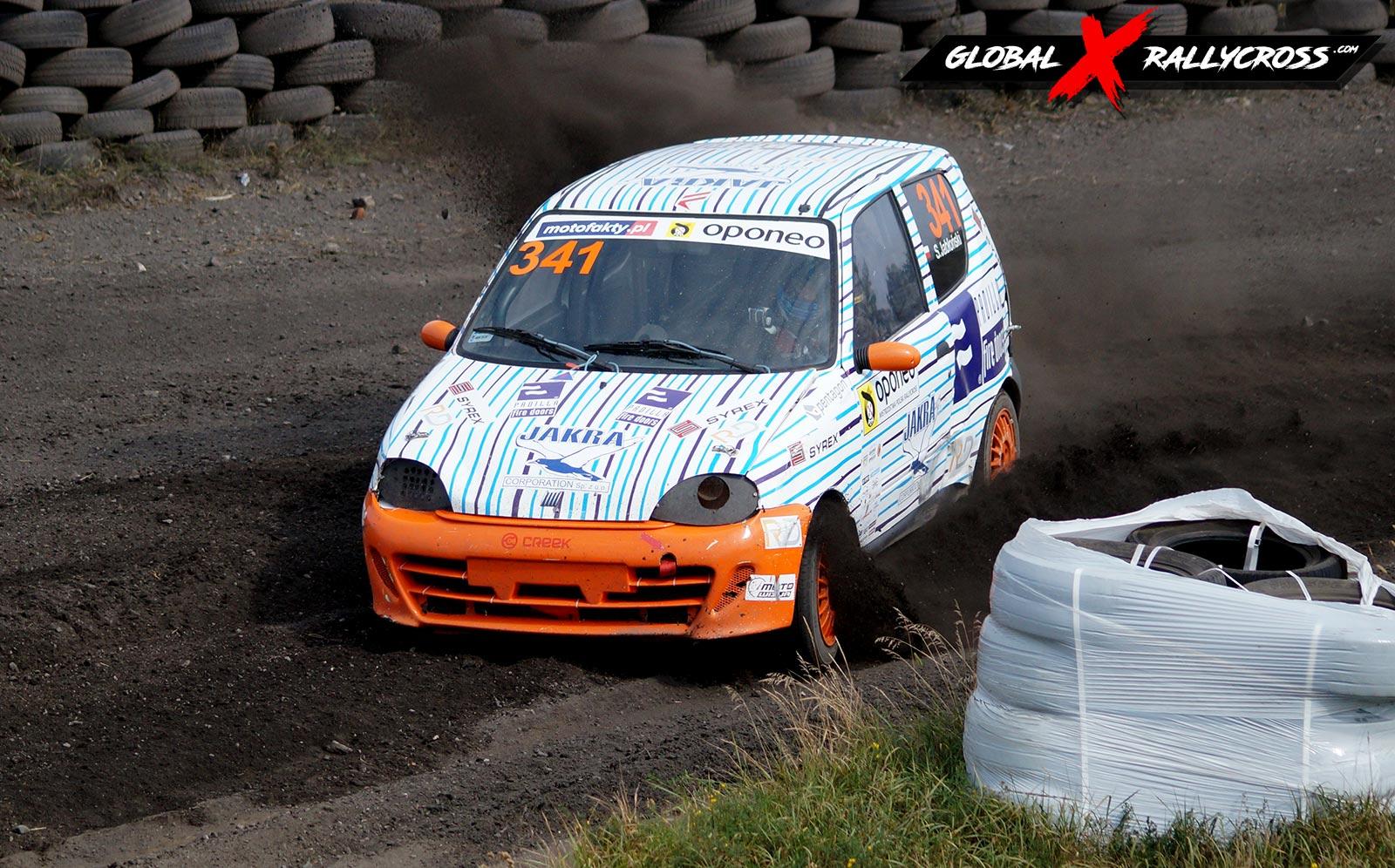5. Runda Oponeo Mistrzostw Polski Rallycross - SC Cup