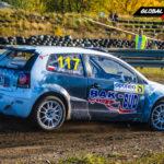 Volkswagen Polo   Globalrallycross.com