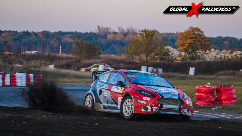 Ford Fiesta RX | Globalrallycross.com