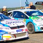 Ford Fiesta WRC | Volkswagen Polo RX | Globalrallycross.com