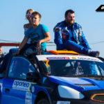 Mateusz Ludwiczak Oponeo MPRC 2018 | Globalrallycross.com