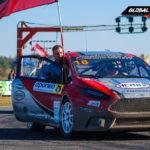 Arvydas Galinis Oponeo MPRC 2018 | Globalrallycross.com