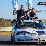 Jerzy Bieńkowski Oponeo MPRC 2018 | Globalrallycross.com