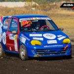 Jakub Wyszyński Fiat Seicento | Globalrallycross.com