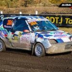 Piotr Budzyński Fiat Seicento | Globalrallycross.com