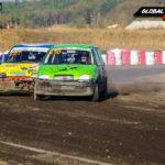 Dombrowicki vs Kołpak Fiat Seicento | Globalrallycross.com