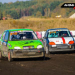 Dombrowicki vs Piętak Fiat Seicento | Globalrallycross.com