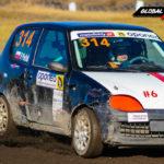 Piotr Piętak Fiat Seicento | Globalrallycross.com
