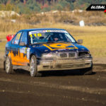 Halk BMW E36 RX | Globalrallycross.com