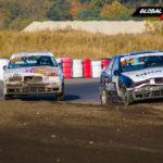 Borowicz vs Topolewski BMW E36 | Globalrallycross.com